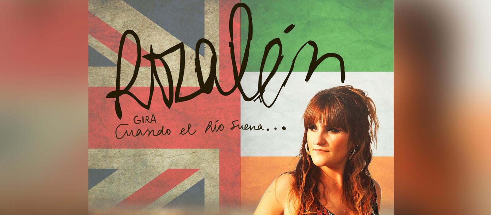 Rozalén anuncia nuevas fechas internacionales de su gira 'Cuando el río suena…'