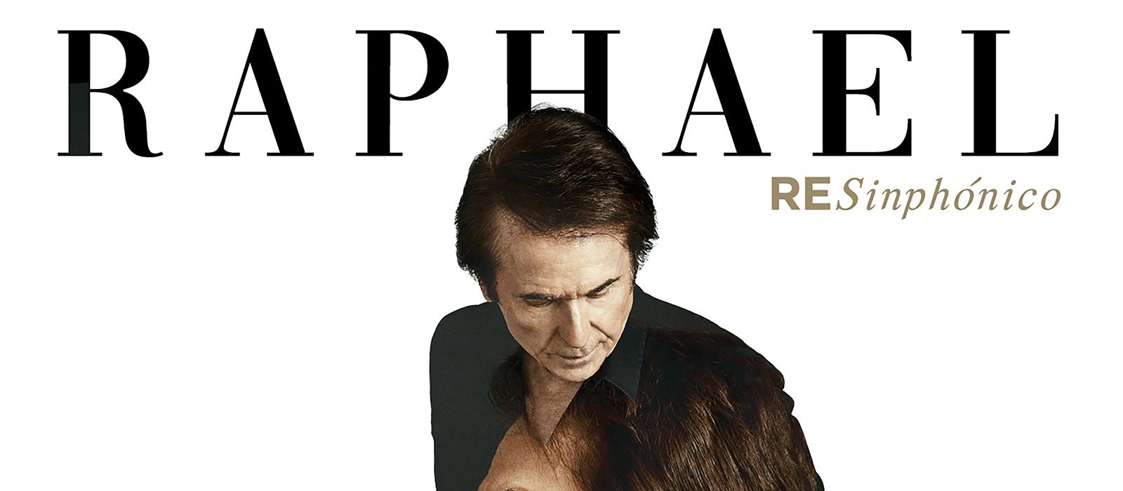 RAPHAEL | ¡Hoy a la venta 'RESinphónico', el nuevo disco de Raphael!
