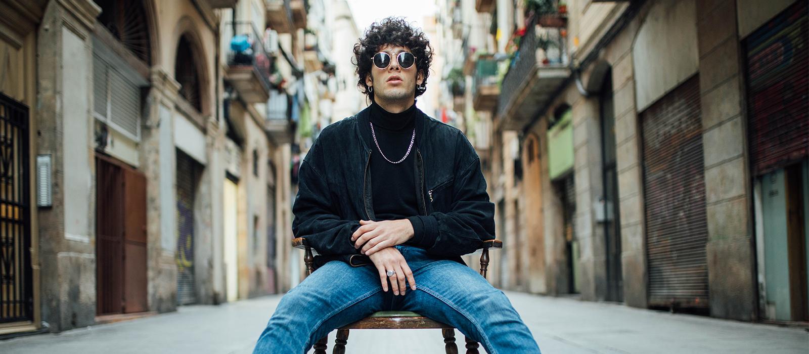 CICCIO se incorpora al roster de RLM y SIN ANESTESIA, presentando su nuevo single 'Maurike'