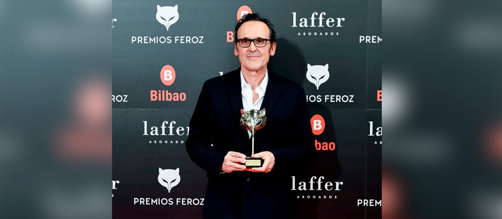 Alberto Iglesias gana el Premio Feroz por la música original de 'Quién te cantará'