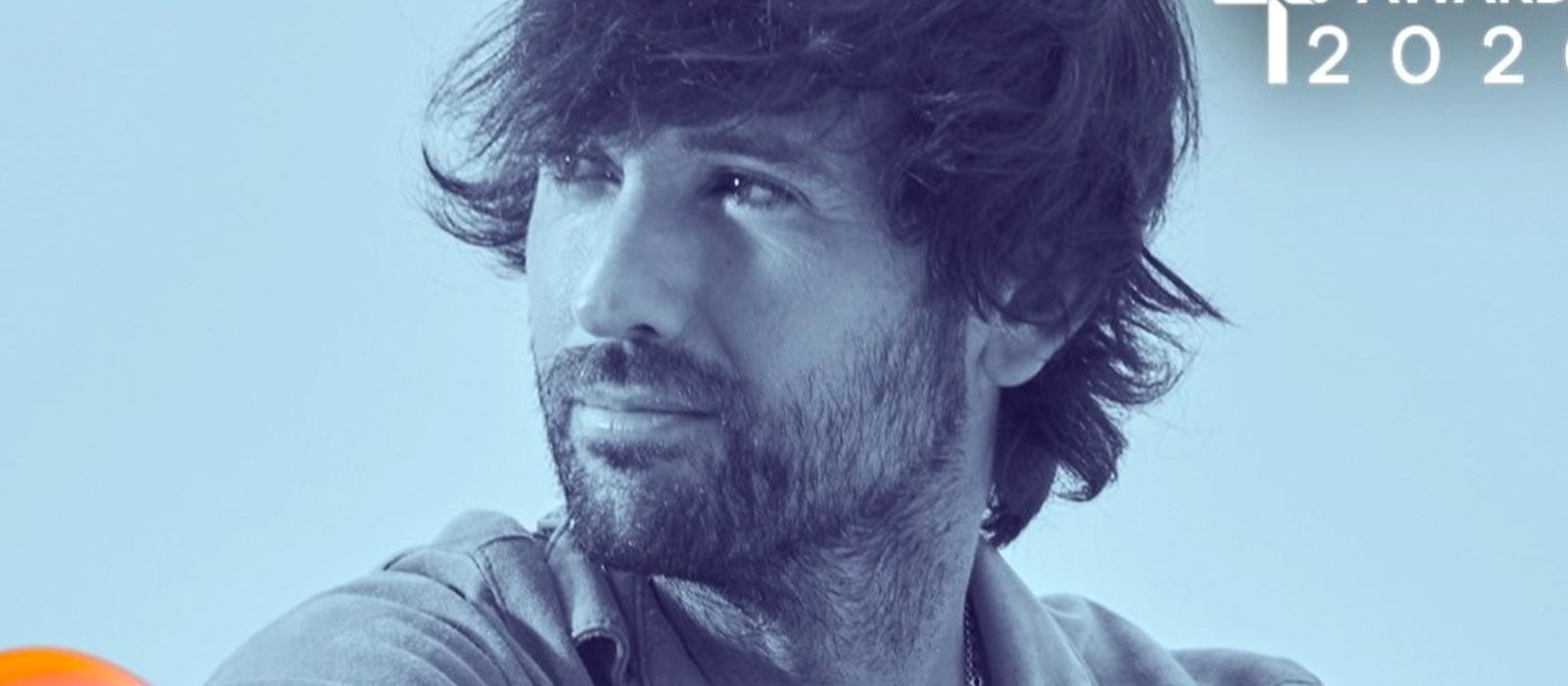 DAVID OTERO  NOMINADO A MEJOR ARTISTA Y MEJOR CANCIÓN EN  #LOS40MUSICAWARDS