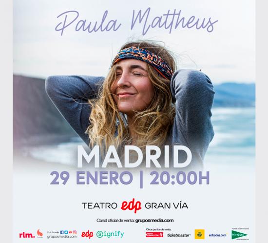 Paula mattheus madrid
