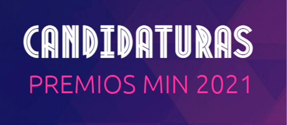 CANDIDATURAS PREMIOS MIN
