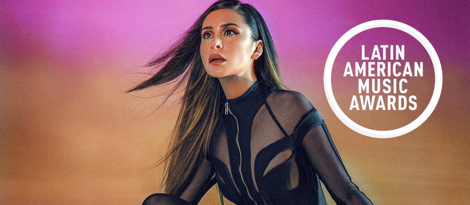 CAMI actuará en los Latin American Music Awards (Latin AMAs)