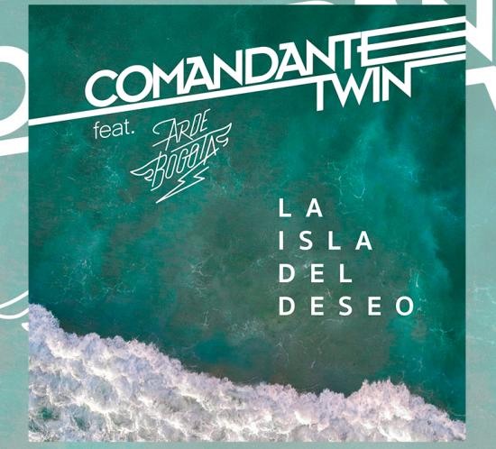 comandante twin la isla del deseo