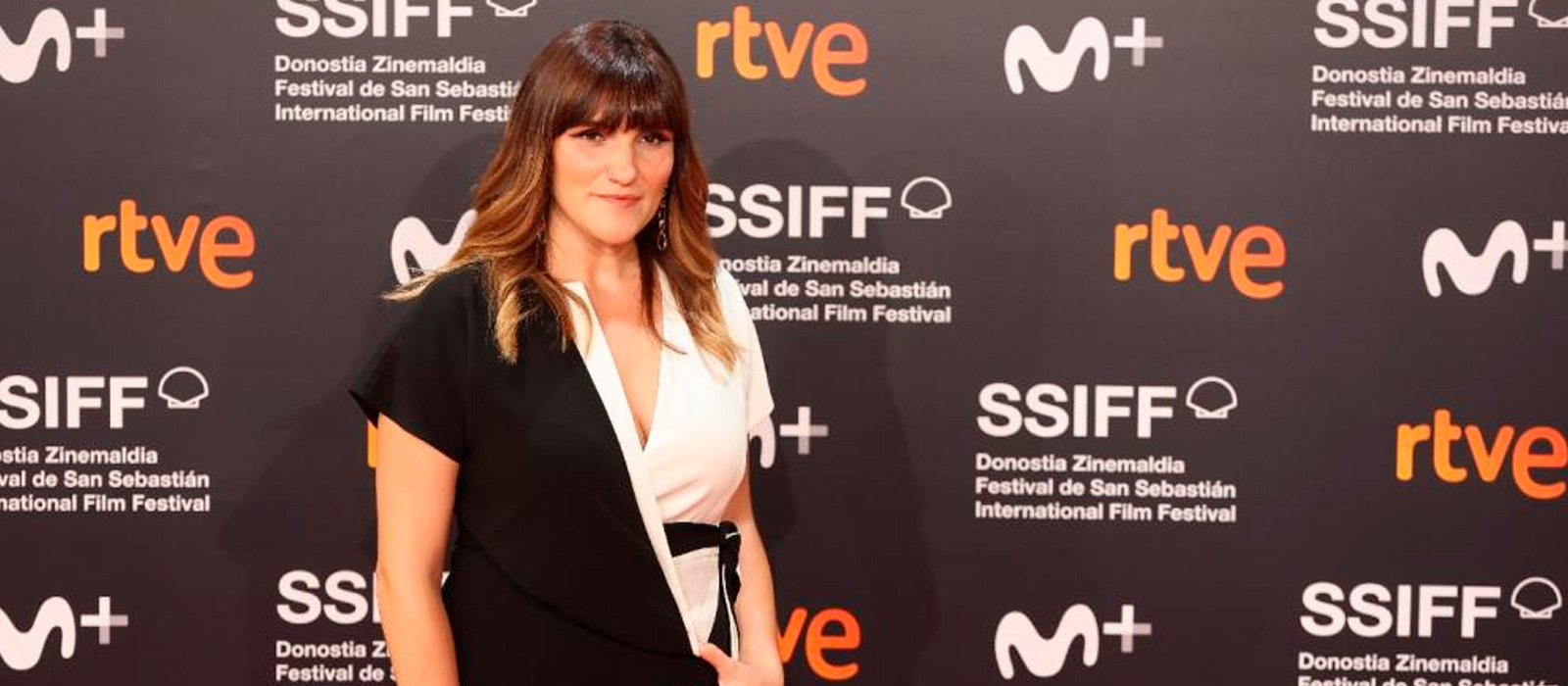 Rozalén inaugura la 69 edición del Festival de Cine de San Sebastián interpretando 'Negua joan da ta' con Zea Mays