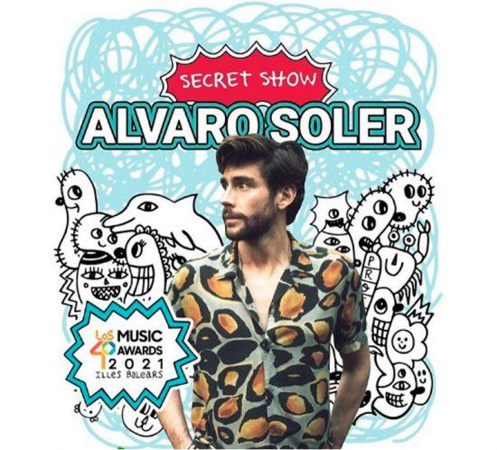 Alvaro soler secret shows