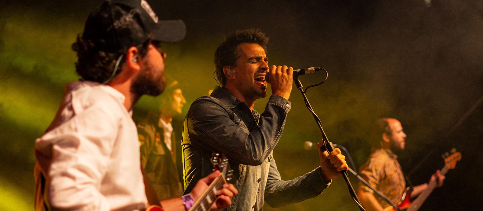 La banda indie-rock Comandante Twin tocará en el Bime Pro 2021